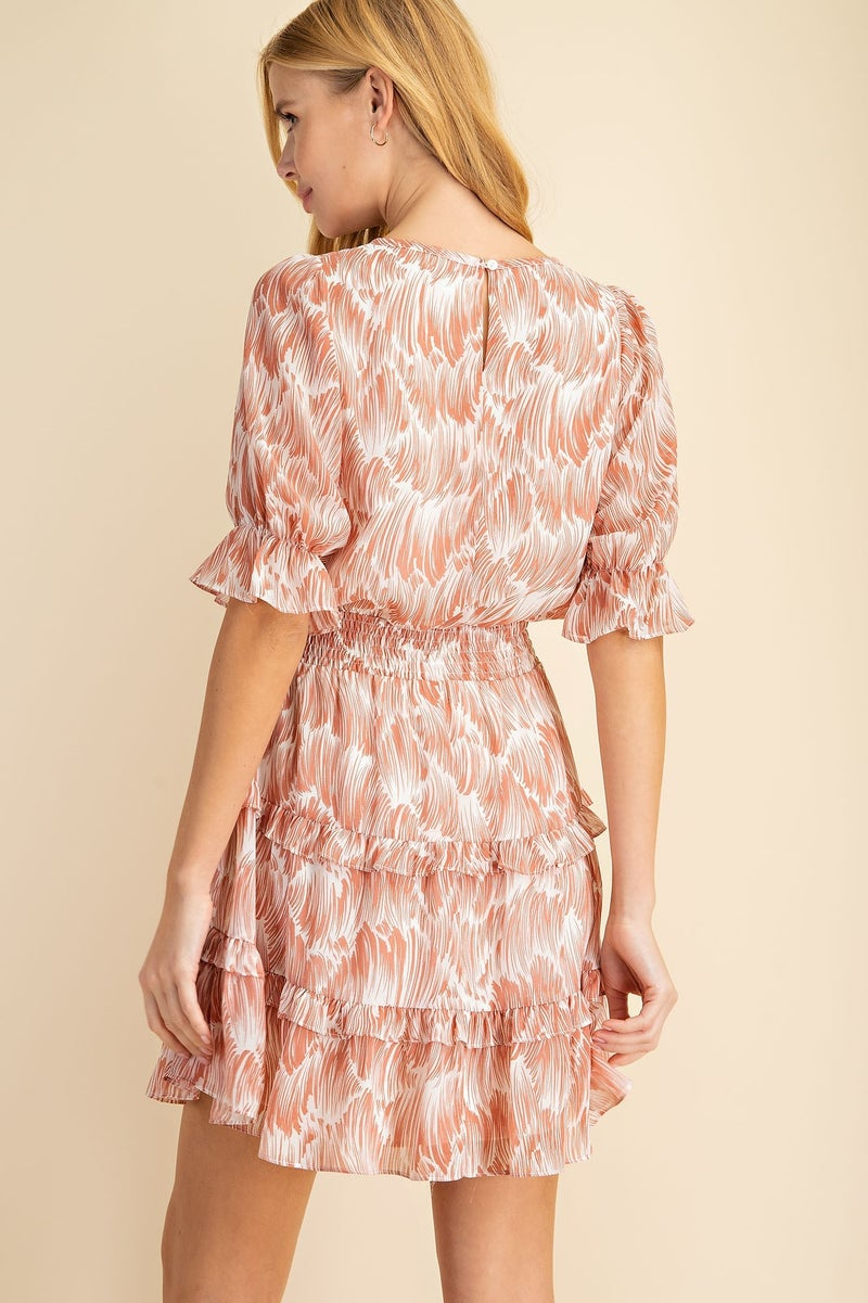 Painted Perfection Dress