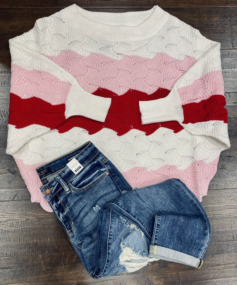 Sweetest Delight Sweater