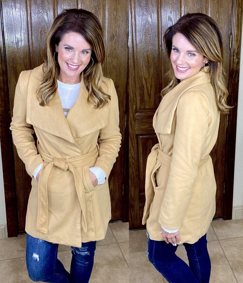 Timeless Style Pea Coat