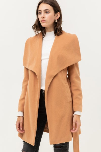 Timeless Style Pea Coat