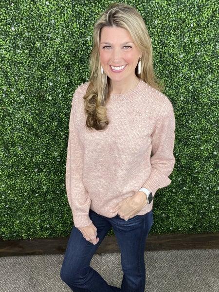 Sweet Pearl Sweater