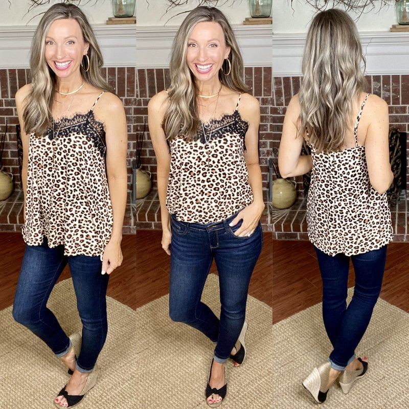 Fiercely Yours Top