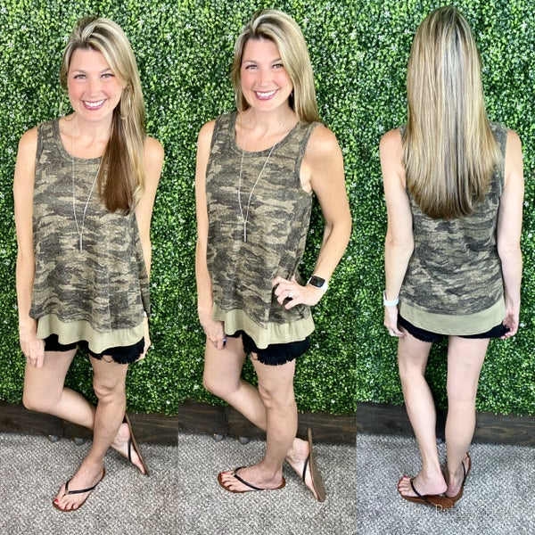 Finding Style Tank