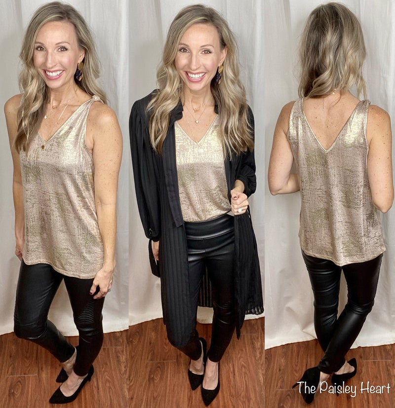 Shimmer and Shine Tank
