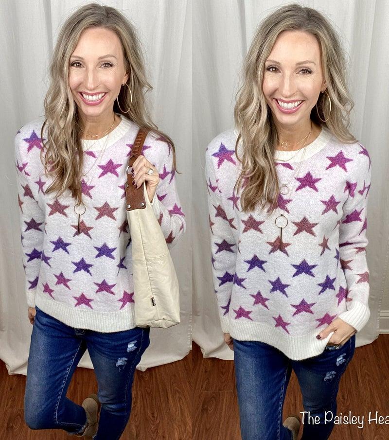 Hollywood Stars Sweater