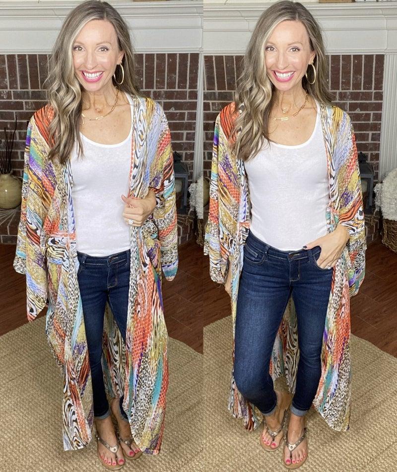 Kristen Kimono