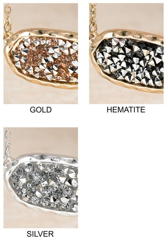 Modest Sparkle Necklace