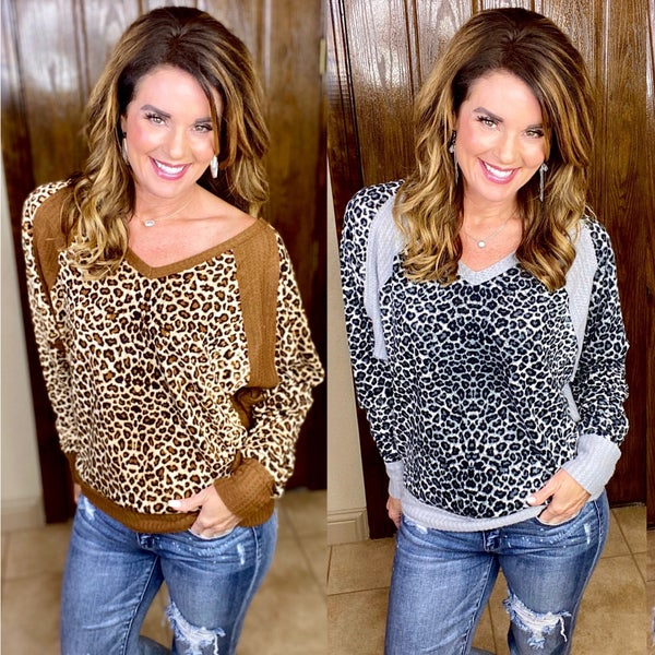 Wildly Comfortable V-Neck Pullover