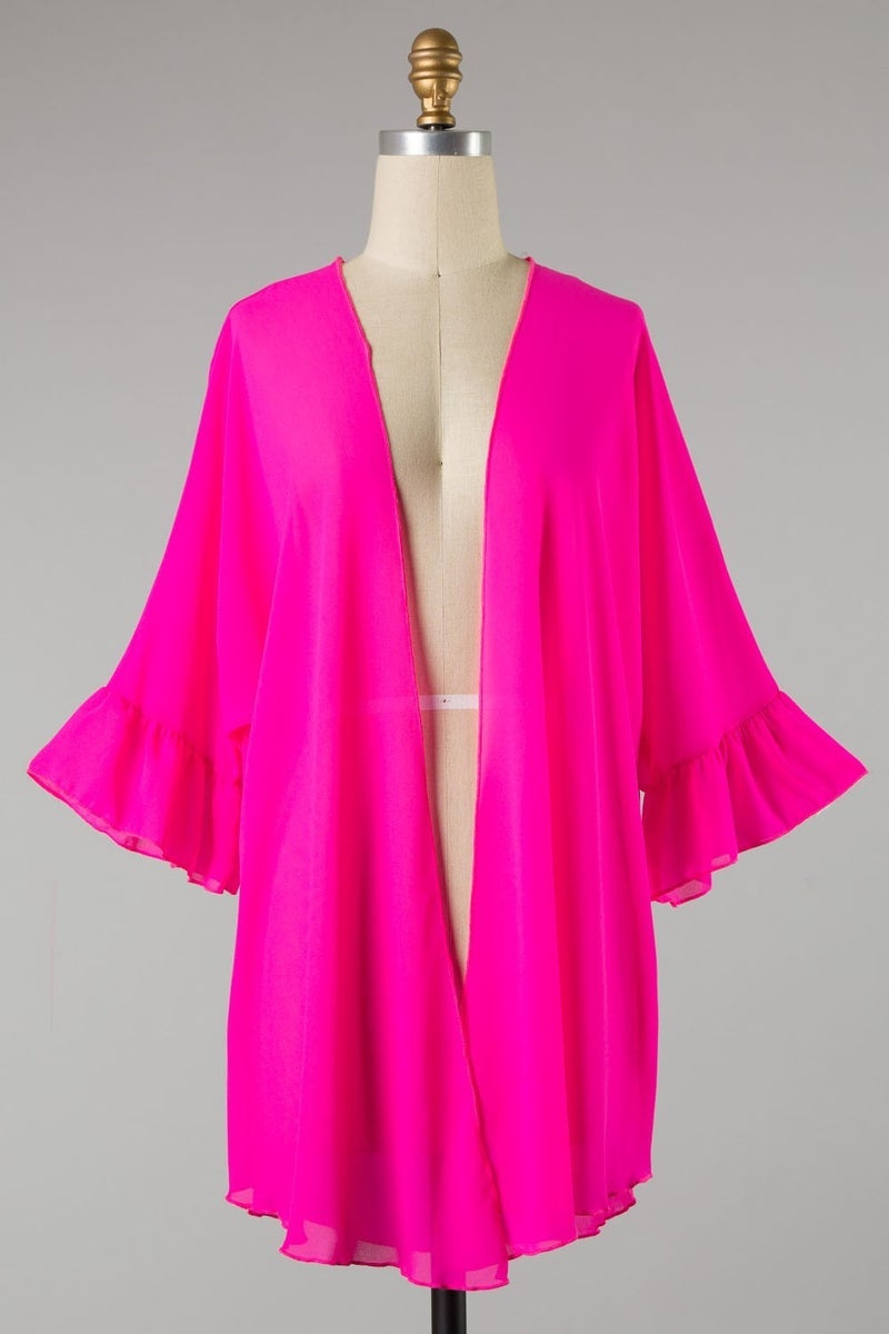 Kimono for All Days - Solids!