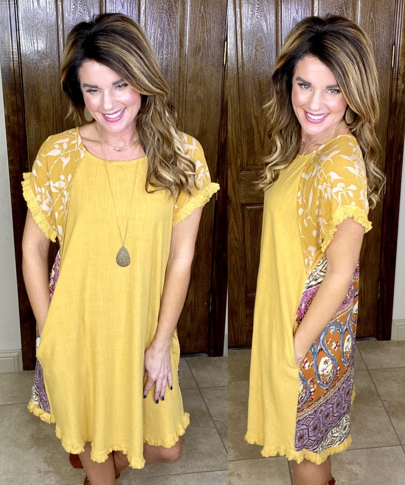 Paisley Grace Dress