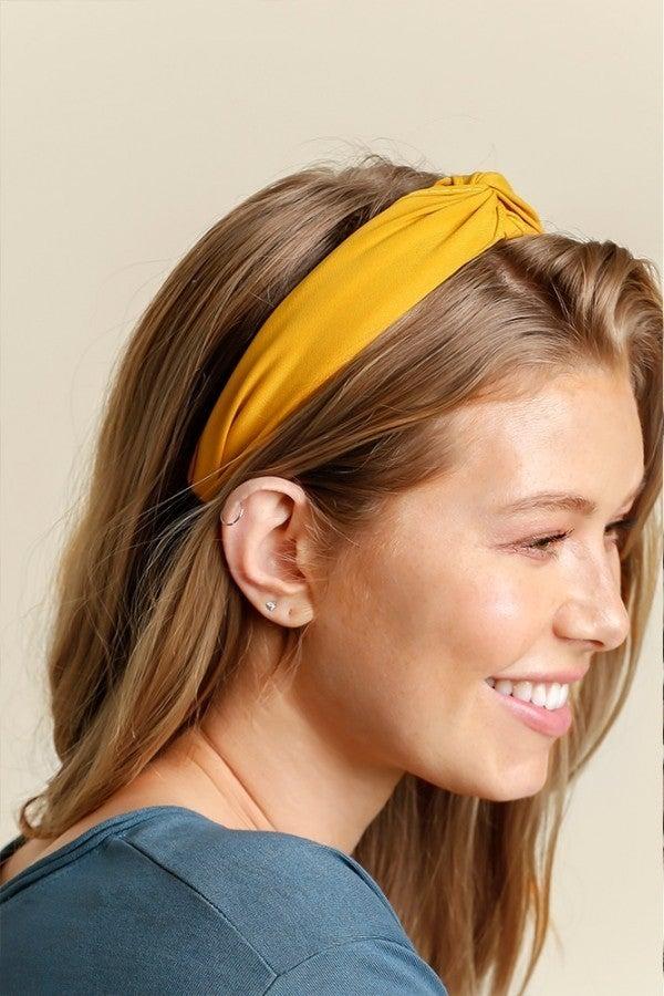 Twisted Knot Headband