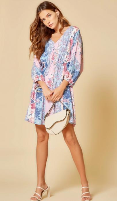 French Fling Dress