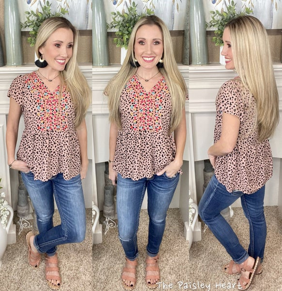 Chic Elegance Top