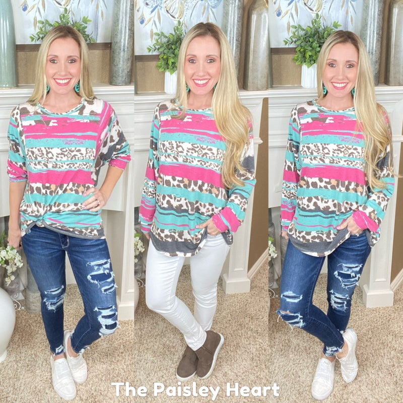 Always in Style Tunic