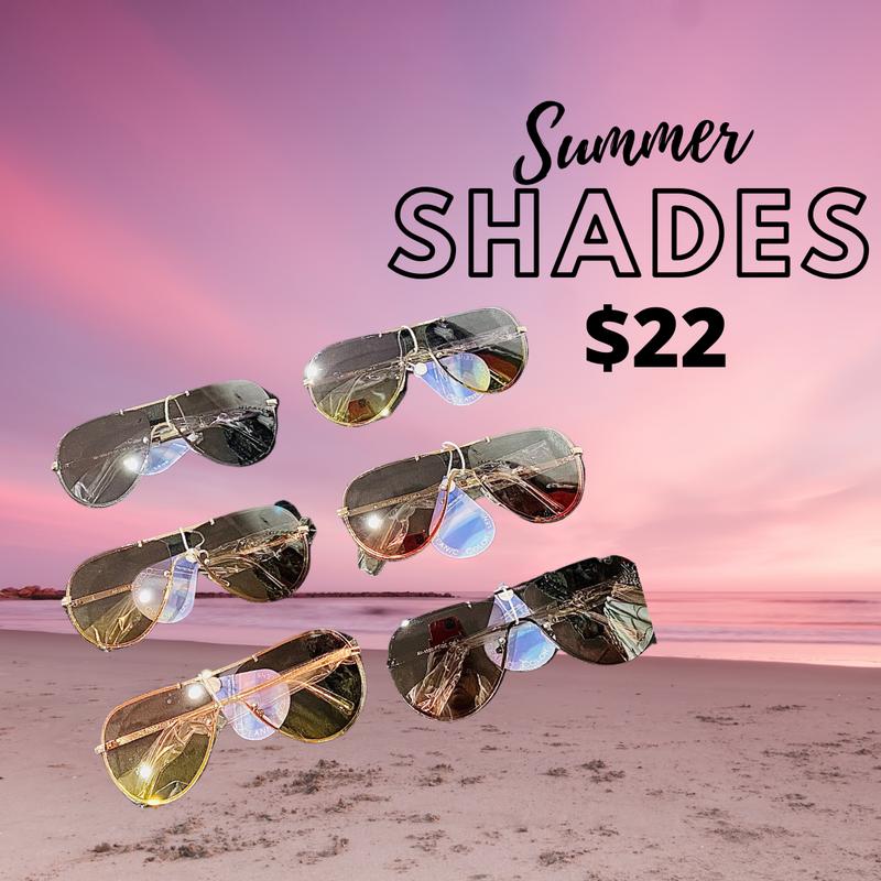 Sleek Style Sunglasses