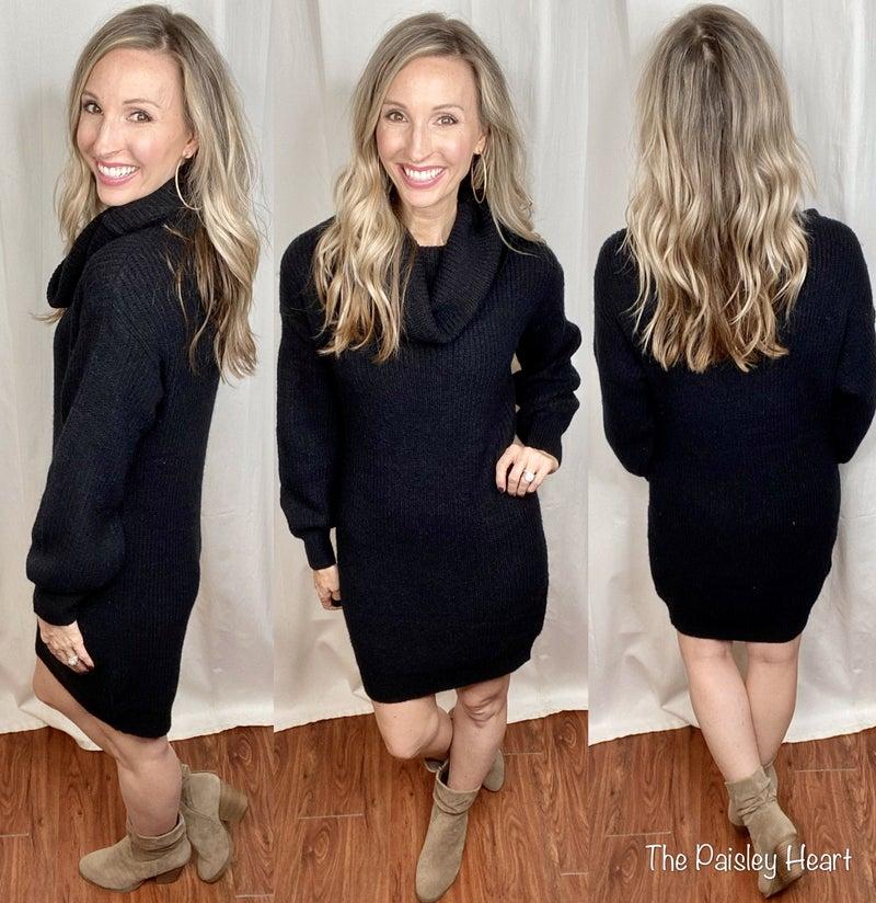 Dreamers Stunning Sweater Dress