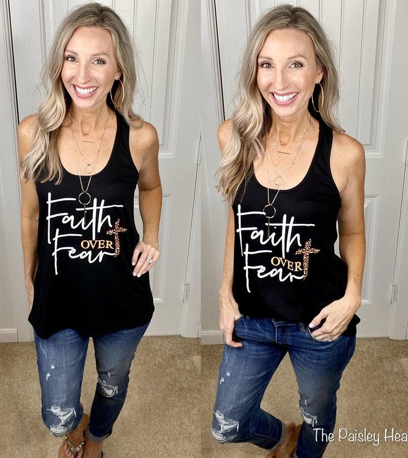 Faith over Fear Tank - LMTD!!