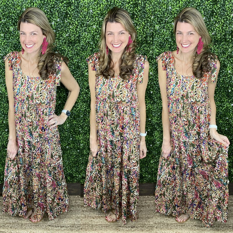 Waves Of Happiness Dress