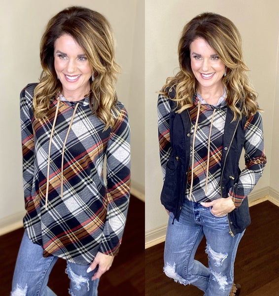 Fall for Me Plaid