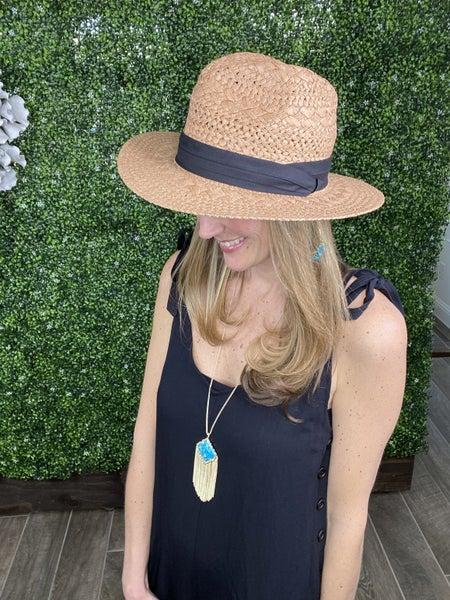 Sloan Panama Hat