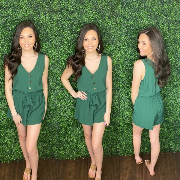 Heavenly Style Romper