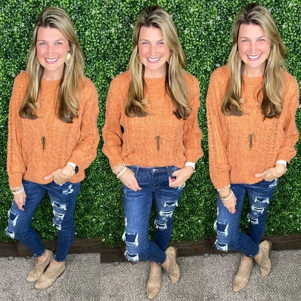 Pumpkin Patch Sweater