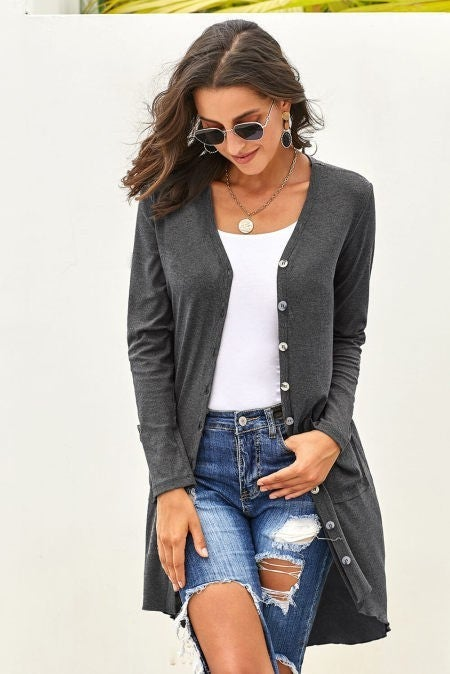 Ready For Anything Cardigan