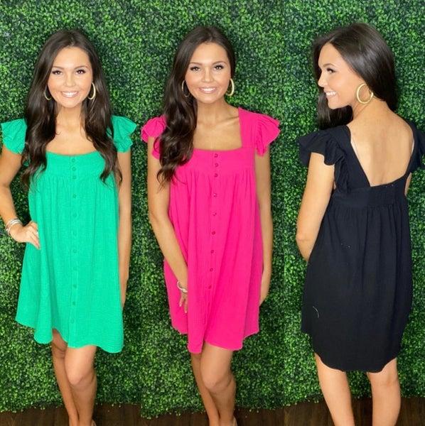Charming Delight Dress
