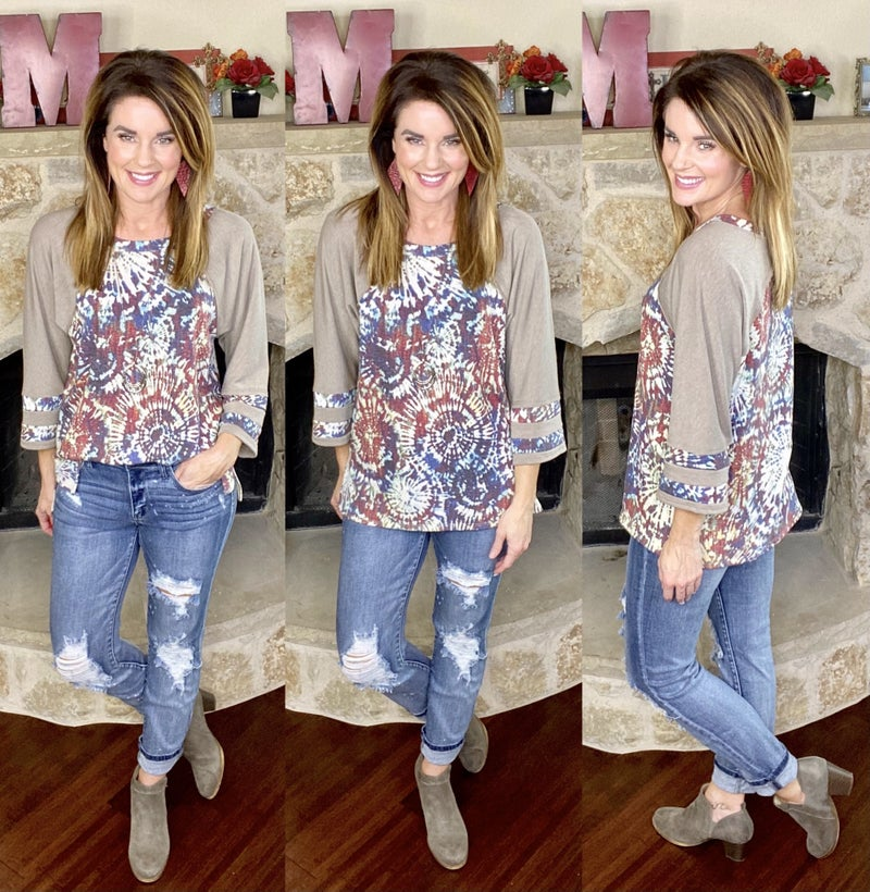 Cozy Escape Relaxed Fit Tunic