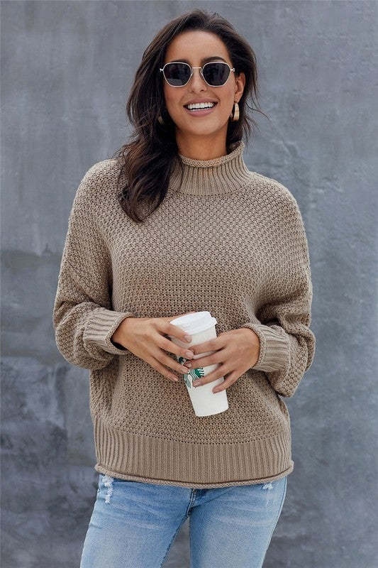 Forever Stylish Cable Knit Sweater - LMTD!! NO RESTOCK!