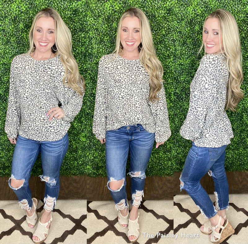 Wildly Comfortable All Season Trendy Pullover