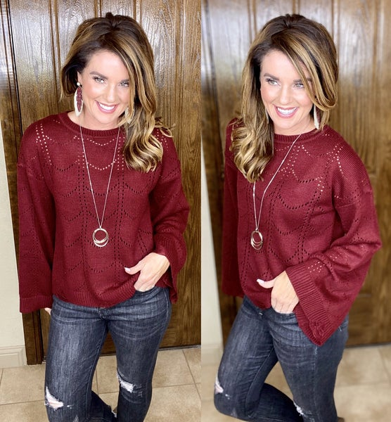Emmy Sweater