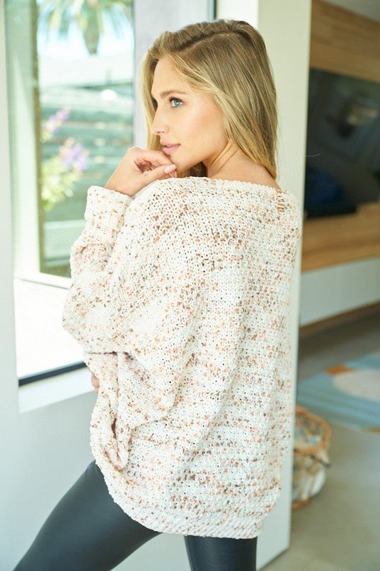 Fallen for Comfort Chunky Sweater