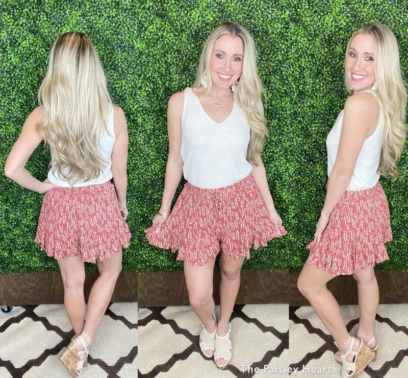 The Wren Shorts