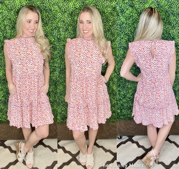 Floral Favorite Dress
