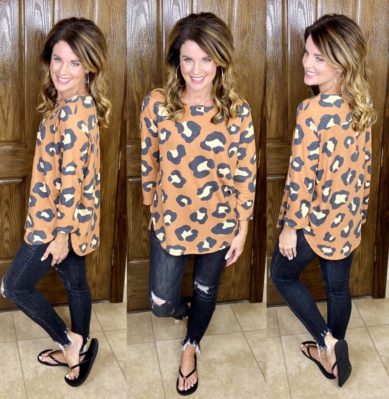 Allie Loose Fit Tunic