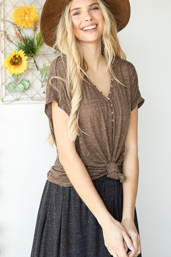 Summer Soft Favorite Tee