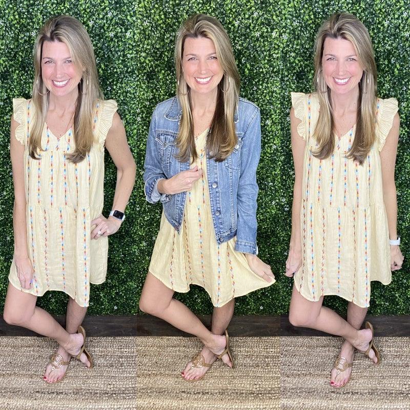 Sunny Side Dress