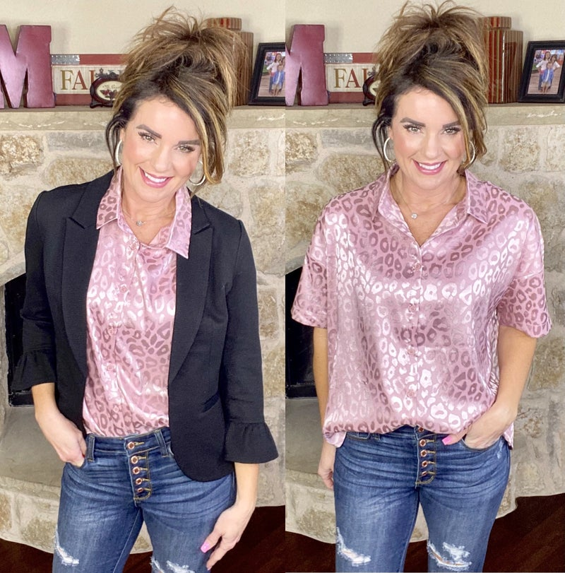 Unapologetically Chic Top