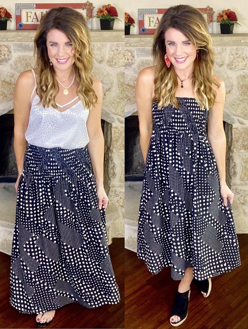Sunset Twirls Shifter (Skirt or Dress)