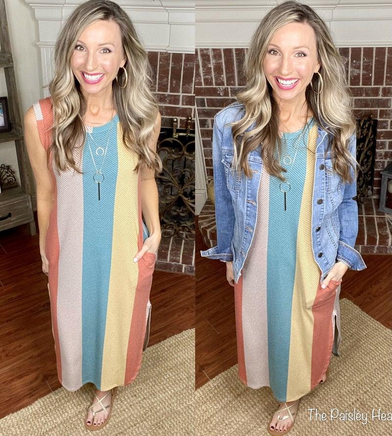 Mixed Beauty Dress