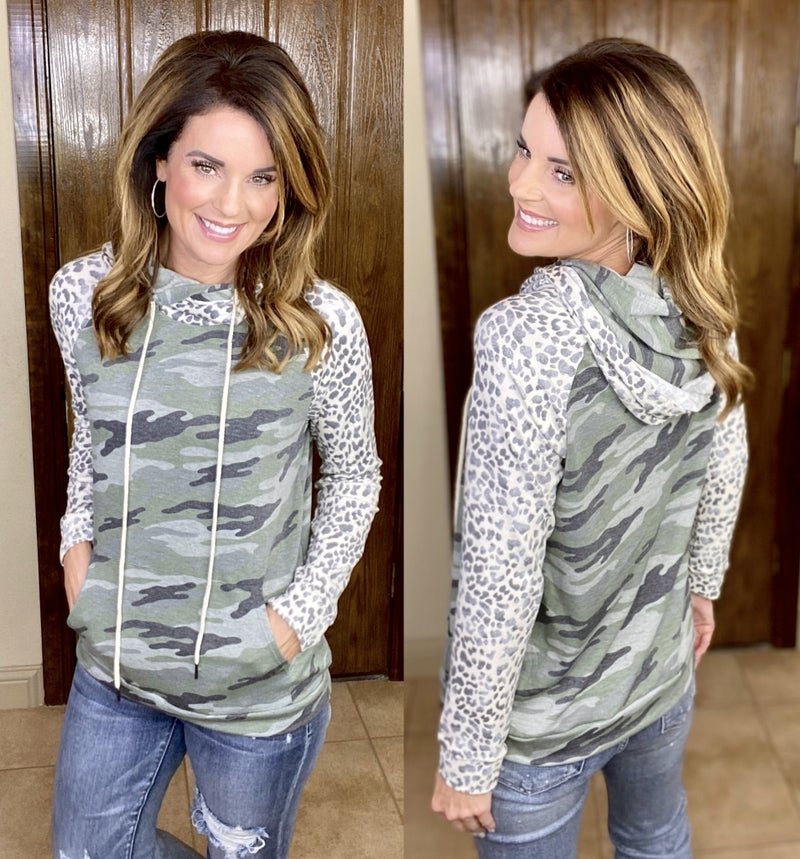 Wild At Heart hoodie