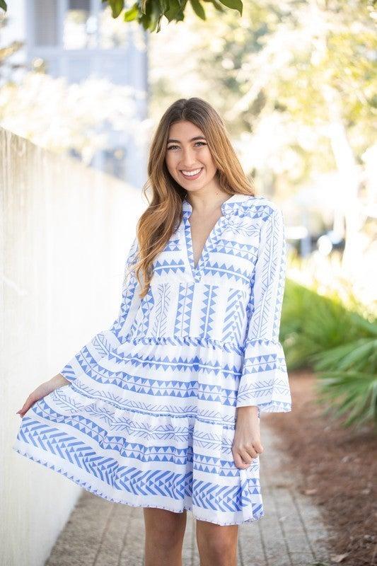 Viv Midi Dress