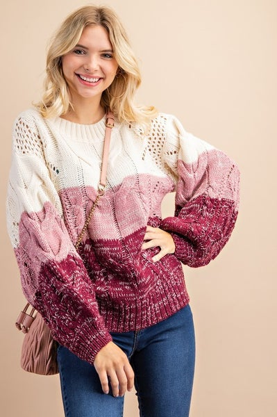 Joyful Soul Sweater