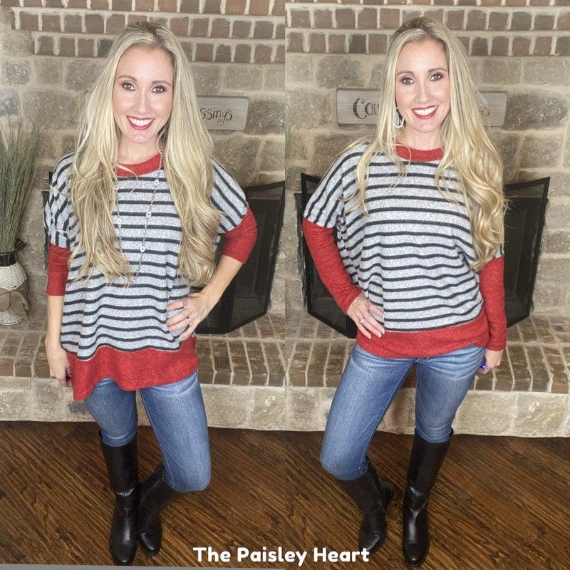 Breezy Days Sweater