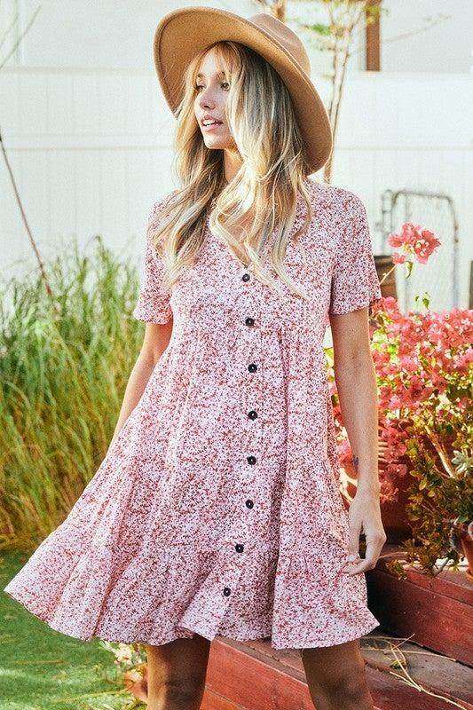 Humble Attitude Dress