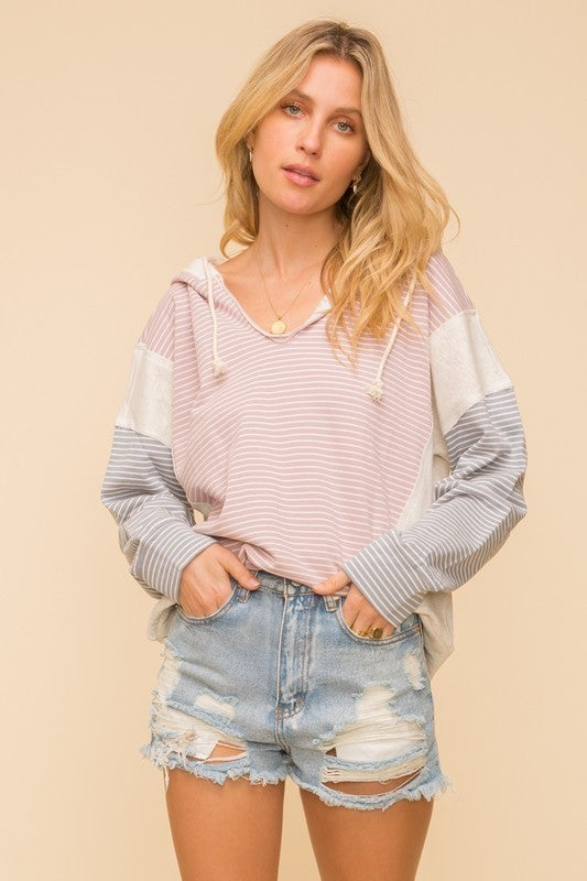 Cozy Cove French Terry Hoodie: 2 Colors!