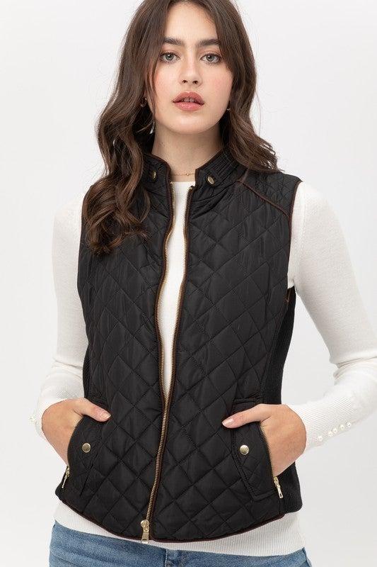 Lightweight Puff Vest
