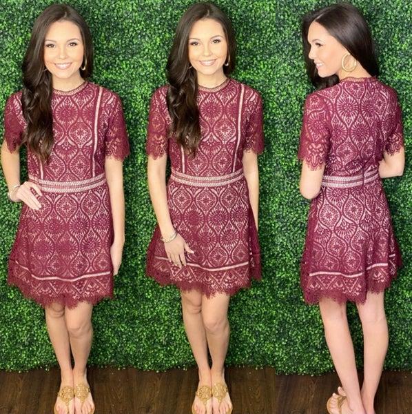 Effortless Elegance Dress