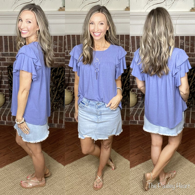 Chic Moment Top